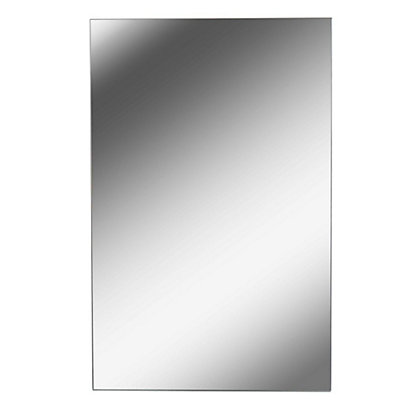 Image for Estilo Rectangle Polished Edge Mirror from StoreName