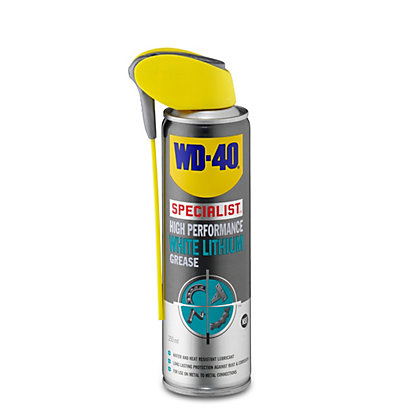 Image for WD-40 Specialist White Lithium Grease from StoreName