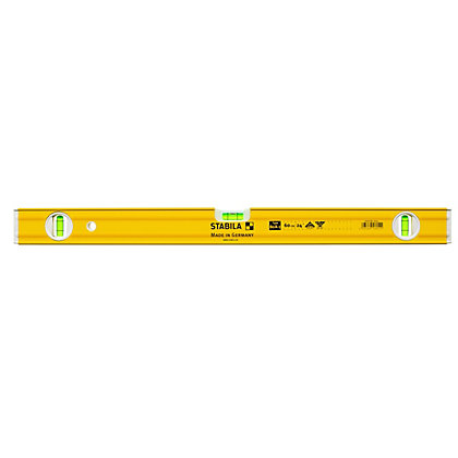 Image for STABILA Medium Duty 60cm 24in Spirit Level from StoreName