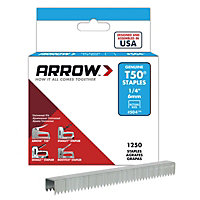 Arrow T50 6mm Staples