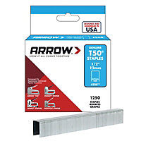 Arrow T50 12mm Staples