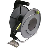 Aqua Systems Hose Reel Wall Storage - 25m