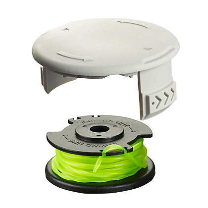 Image for RYOBI RAC142 Grass Trimmer Spool & Cap for for RLT36 - 2.00mm Twisted Line from StoreName