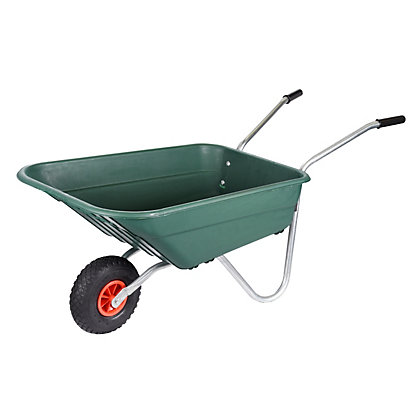 Image for Walsall Plastic Wheelbarrow - 90L from StoreName