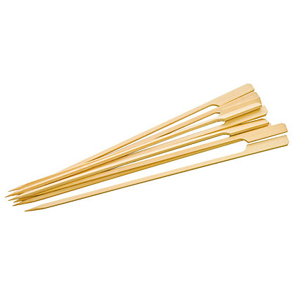 Image for BBQ Buddy BBQ Skewers Flat (Pack of 50) from StoreName