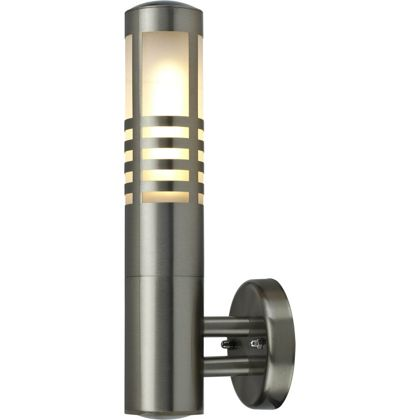Boxed Homebase Outdoor Lighting Turin Wall Light Stainless Steel eBay