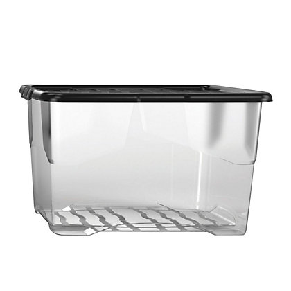 Image for 65L Curve Box with Lid from StoreName