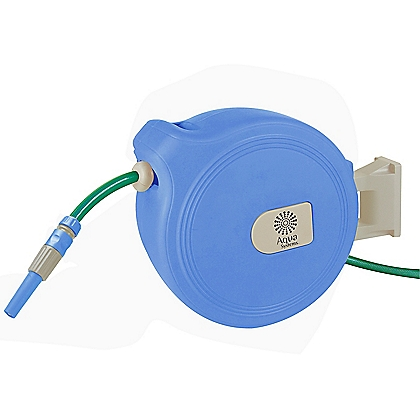 Image for Aqua Systems Auto Hose Reel - Blue / 20M from StoreName