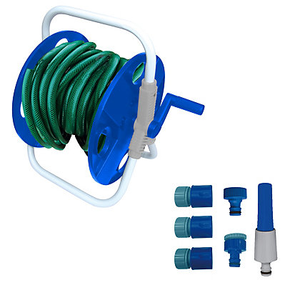 Image for Aqua Systems Compact Hose Reel - 25M from StoreName