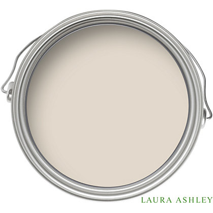 Image for Laura Ashley Pale Twine - Matt Emulsion Paint - 100ml from StoreName