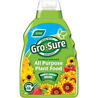 Gro-Sure All Purpose Concentrate Plant Food - 1L