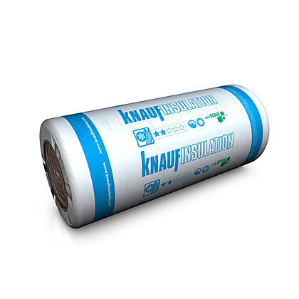 Image for Knauf Earthwool Loft Roll 100mm from StoreName