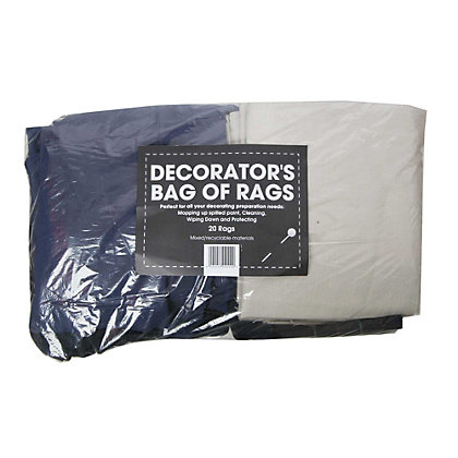 Image for Harris Decorators Rags from StoreName