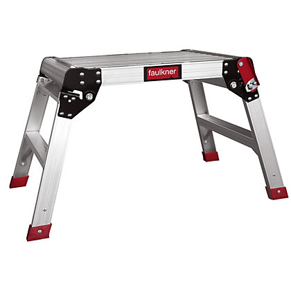 Image for Faulkner Hop Up Aluminium Work Platform from StoreName