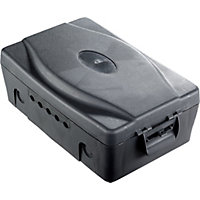 Weatherproof Box With 4 Socket 10A Extension Lead - 8m