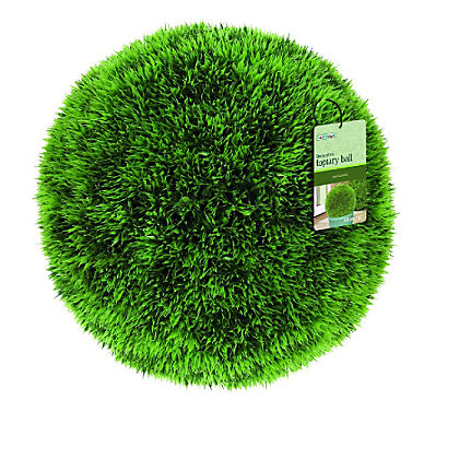 Image for Artificial Topiary Grass Ball - 30cm from StoreName