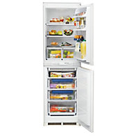 Hotpoint HM 325 FF.2 Integrated Fridge Freezer - White