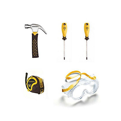 Image for Stanley Junior 5 Piece Tool Kit from StoreName