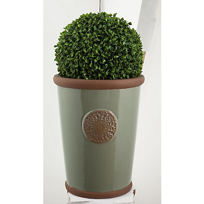 Image for Millicent Motif Pot in Green - 29cm from StoreName