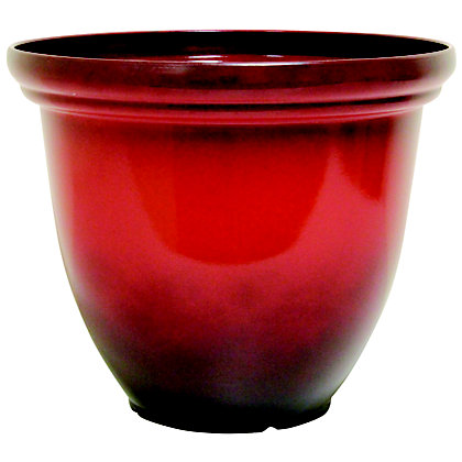 Image for Heritage Planter - Medium / Red from StoreName