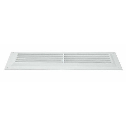 Image for Louvre Vent - 229 x 76mm - Plastic from StoreName