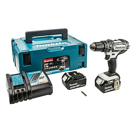 Image for Makita DHP482RFWJ 18V LXT Combi Drill from StoreName