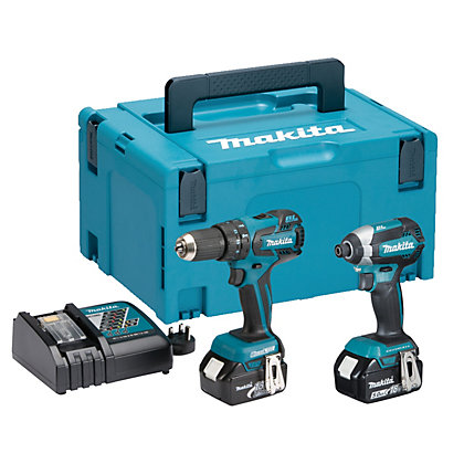 Image for Makita DLX2173TJ  18V LXT Twin Pack from StoreName