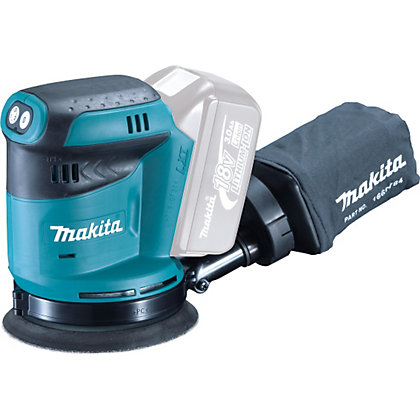 Image for Makita DBO180Z 18V LXT Random Orbit Sander from StoreName