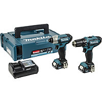 Makita 10.8V Twin Drill Pack