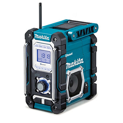 Image for Makita DMR106 AM FM Bluetooth Site Radio from StoreName