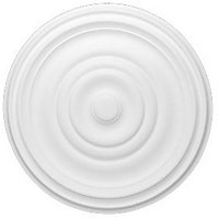 R9 Ceiling Rose - White - 48.5cm