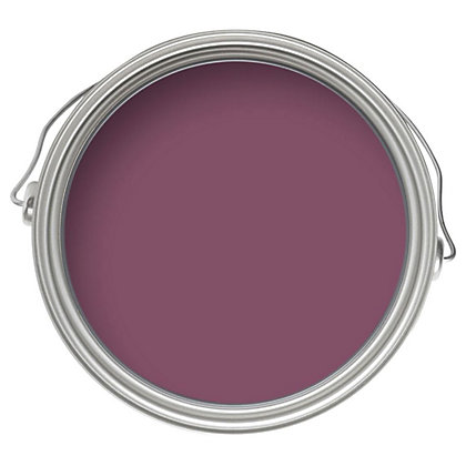 Image for Home of Colour Onecoat Jazzberry - Matt Emulsion Paint - 2.5L from StoreName