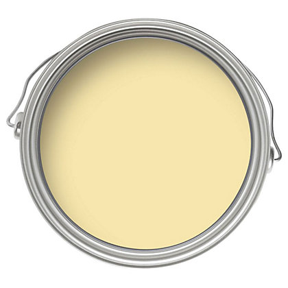 Image for Home of Colour Kitchen and Bathroom Lemon Juice - Matt Emulsion Paint - 2.5L from StoreName