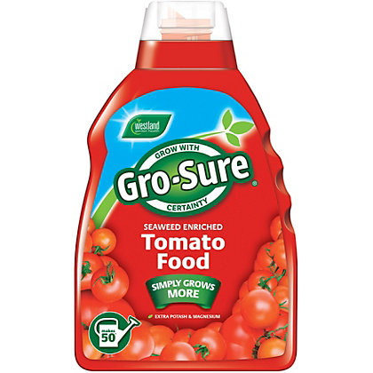 Image for Gro-sure Tomato Concentrate with Added Seaweed - 1L from StoreName