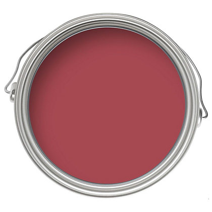 Image for Home of Colour Kitchen and Bathroom Cherry - Matt Emulsion Paint - 2.5L from StoreName