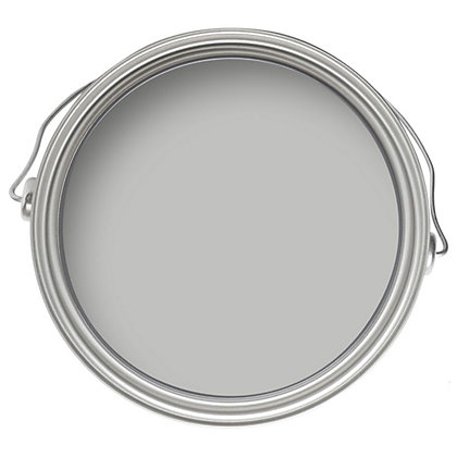 Image for Home of Colour Grey Reflection - Matt Emulsion Paint - 2.5L from StoreName