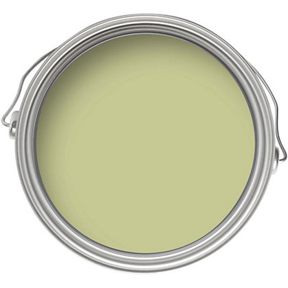 Image for Home of Colour Kitchen and Bathroom Soft Pear - Matt Emulsion Paint - 2.5L from StoreName