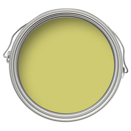 Image for Home of Colour Fresh Lime - Silk Emulsion Paint - 5L from StoreName