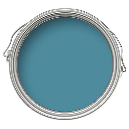 Image for Home of Colour Classic Teal - Matt Emulsion Paint - 2.5L from StoreName