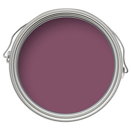 Image for Home of Colour Jazzberry - Silk Emulsion Paint - 2.5L from StoreName