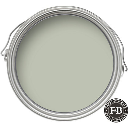 Image for Farrow & Ball Eco No.91 Blue Gray - Exterior Eggshell Paint - 750ml from StoreName