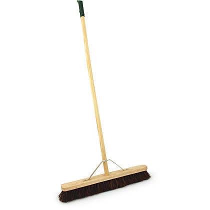 Image for Bassine Garden Broom - 24in from StoreName