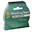 Duck All Purpose Masking Tape - 25mm x 25m