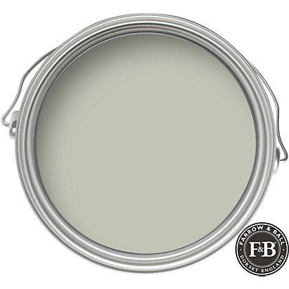 Image for Farrow & Ball No.266 Mizzle - Exterior Eggshell Paint - 750ml from StoreName