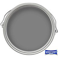 Johnstones Hammered Effect Paint For Metal Silver  - 750ml