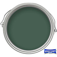 Johnstones Paint For Garage Floors Dark Green - 2.5L