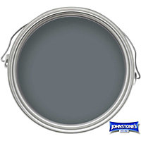 Johnstones Paint For Garage Floors Dark Grey - 750ml