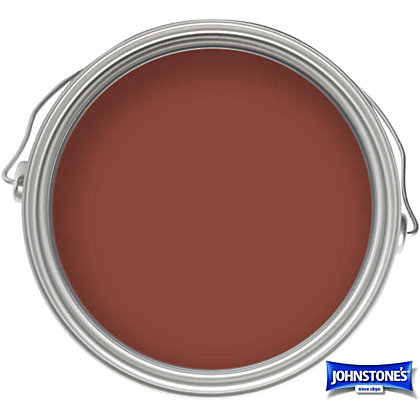 Image for Johnstones Paint For Garage Floors Tile Red - 250ml from StoreName