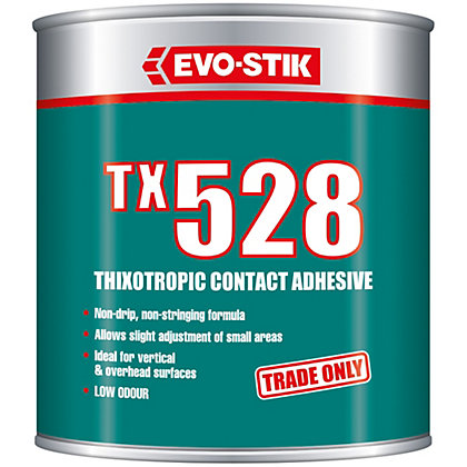 Image for Evo-Stik 528 Contact Adhesive - 2.5L from StoreName
