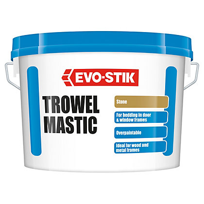 Image for Evo-Stik Trowel Mastic Stone from StoreName